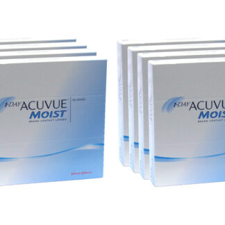 1-Day Acuvue Moist 2x360 Tageslinsen Sparpaket 12 Monate