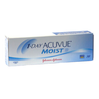 1-Day Acuvue Moist 30 Tageslinsen
