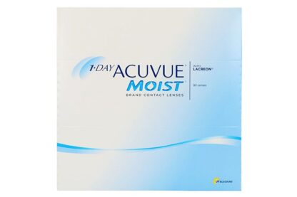 1-Day Acuvue Moist 90 Tageslinsen