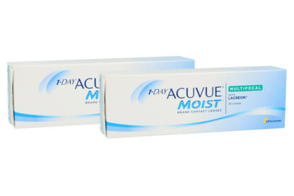 1-Day Acuvue Moist Multifocal 2x30 Tageslinsen