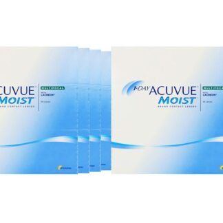 1-Day Acuvue Moist Multifocal, Sparpaket 12 Monate 2x360 Stück Kontaktlinsen von Johnson & Johnson
