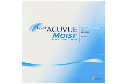 1-Day Acuvue Moist for Astigmatism 90 Tageslinsen