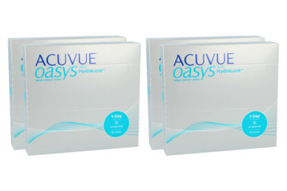 Acuvue Oasys 1-Day 2x180 Tageslinsen Sparpaket 6 Monate