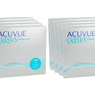Acuvue Oasys 1-Day 2x360 Tageslinsen Sparpaket 12 Monate