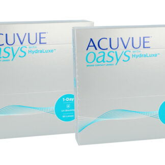 Acuvue Oasys 1-Day 2x90 Tageslinsen Sparpaket 3 Monate
