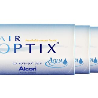 Air Optix Aqua 4 x 6 Monatslinsen