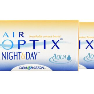 Air Optix Night & Day Aqua 2 x 6 Monatslinsen