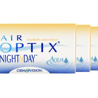 Air Optix Night & Day Aqua 4 x 6 Monatslinsen