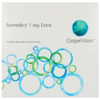 Biomedics 1 day Extra 90 Tageslinsen