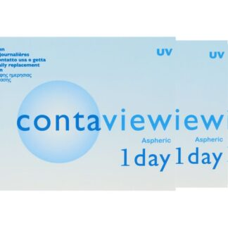 Contaview aspheric 1day UV 90 Tageslinsen