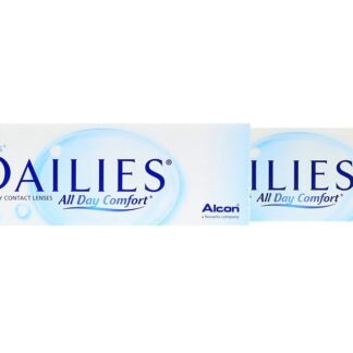 Dailies All Day Comfort 2 x 30 Tageslinsen