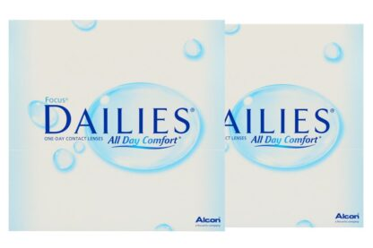 Dailies All Day Comfort 2 x 90 Tageslinsen Sparpaket 3 Monate