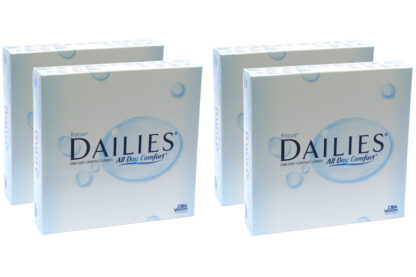 Dailies All Day Comfort 2x180 Tageslinsen Sparpaket 6 Monate