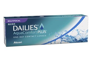 Dailies AquaComfort Plus Multifocal 30 Tageslinsen