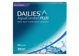 Dailies AquaComfort Plus Multifocal 90 Tageslinsen