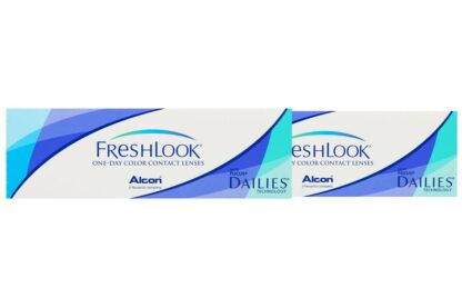 Dailies FreshLook Colors One-Day, 2x10 Stück