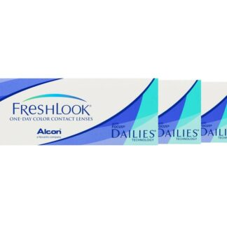 Dailies FreshLook Colors One-Day, 2x20 Stück