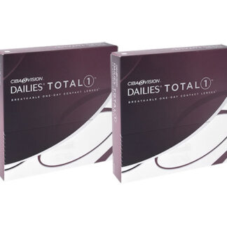 Dailies Total 1 2x90 Tageslinsen Sparpaket 3 Monate