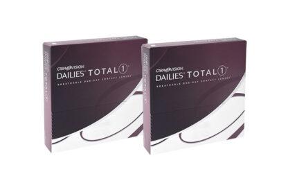 Dailies Total 1 2x90 Tageslinsen Sparpaket 3 Monate