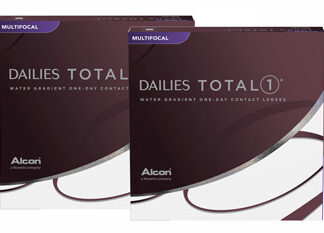 Dailies Total 1 Multifocal 2x90 Tageslinsen Sparpaket 3 Monate