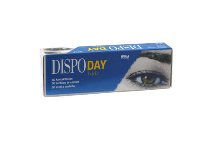 Dispo Day Toric 30 Tageslinsen