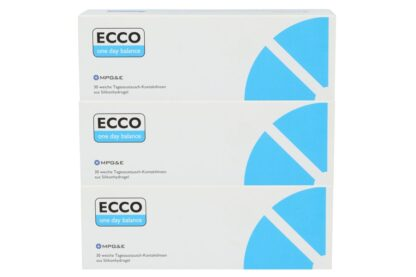Ecco one day balance 90 Tageslinsen