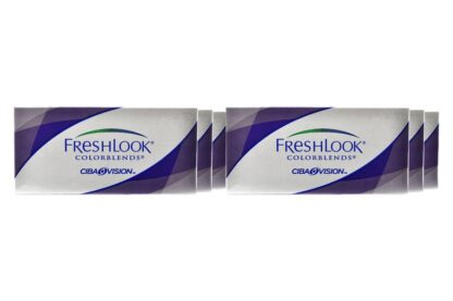 Fresh Look Colorblends 6 x 2 farbige Monatslinsen