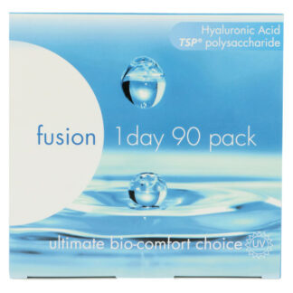 Fusion 1 Day 90 Tageslinsen
