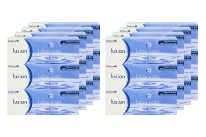 Fusion 1 Day Vista 2x360 Tageslinse Sparpaket 12 Monate