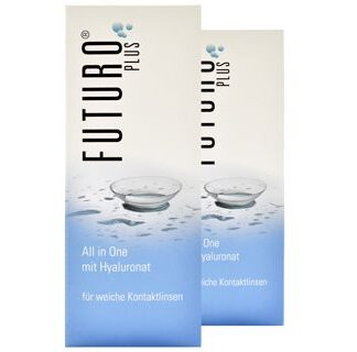 Futuro Plus All in One mit Hyaluronat, 2 x 100ml