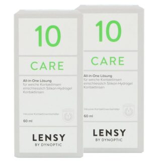 Lensy Care 10 2x60ml