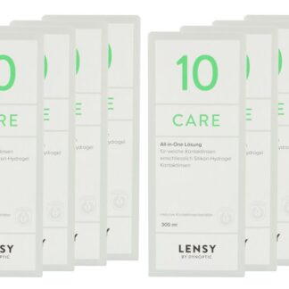 Lensy Care 10 8x300ml