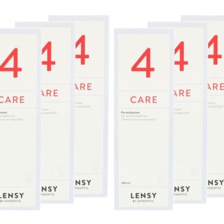 Lensy Care 4 6x360ml
