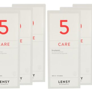 Lensy Care 5 6x 360ml