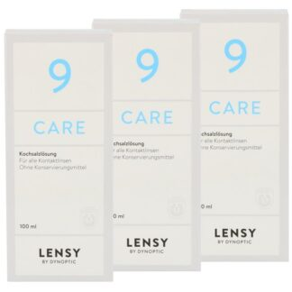 Lensy Care 9 3x100ml