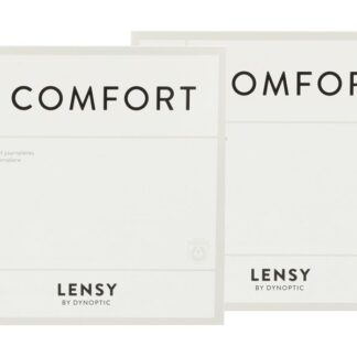 Lensy Daily Comfort Spheric 2 x 90 Tageslinsen Sparpaket 3 Monate