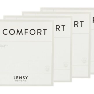 Lensy Daily Comfort Spheric 4 x 90 Tageslinsen Sparpaket 6 Monate