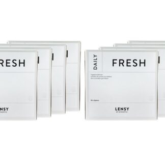 Lensy Daily Fresh Spheric 8 x 90 Tageslinsen Sparpaket 12 Monate