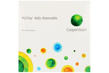 MyDay daily disposable 90 Tageslinsen