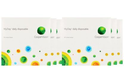 MyDay daily disposable, Sparpaket 9 Monate 2x270 Stück