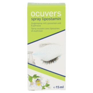 Ocuvers Spray Lipostamin 15 ml Augenspray