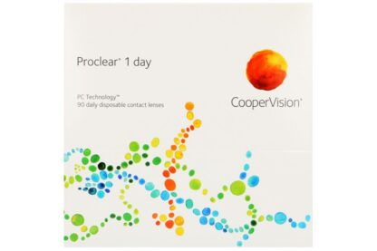 Proclear 1 day 90 Tageslinsen
