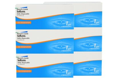 SofLens daily disposable for astigmatism 2 x 90 Tageslinsen