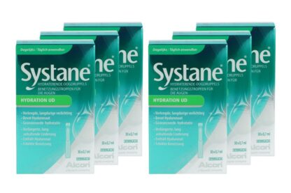 Systane® Hydration UD 6x 30x0,7ml in Einmaldosen