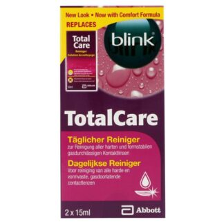 Total Care Reinigung 2x15ml