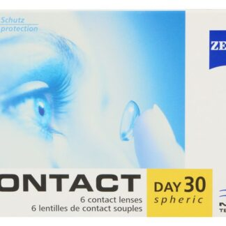 Zeiss Contact Day 30 spheric 6 Monatslinsen
