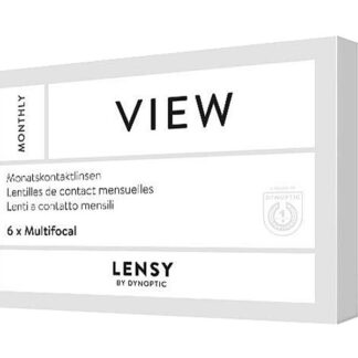 Lensy Monthly View Multifocal 6 Monatslinsen