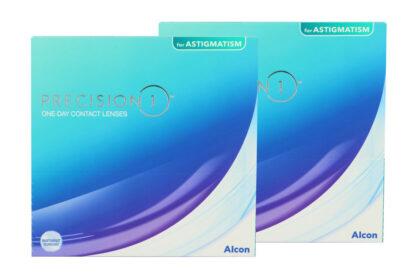 Precision 1 for Astigmatism 2 x 90 Tageslinsen Sparpaket für 3 Monate