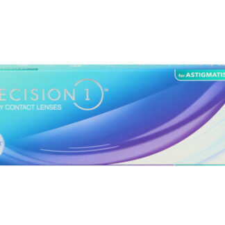 Precision 1 for Astigmatism 30 Tageslinsen