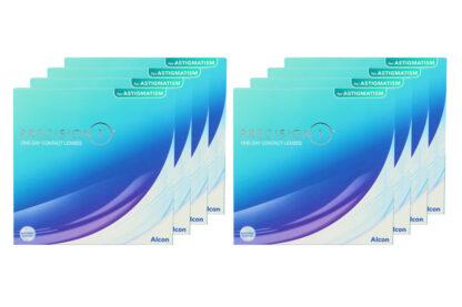Precision 1 for Astigmatism 8 x 90 Tageslinsen Sparpaket für 12 Monate